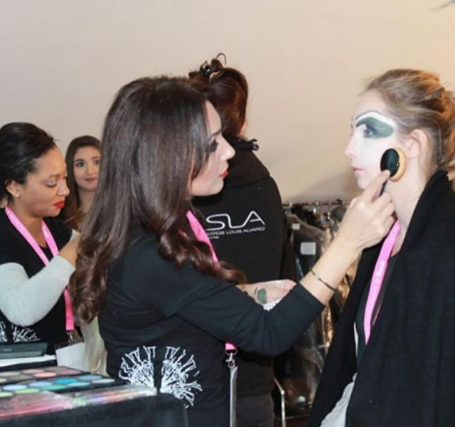sla academy salon start
